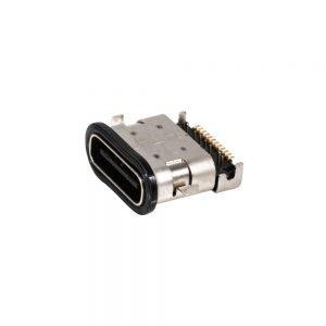 USBC-3124M-IPX8-NL USB C Receptacle