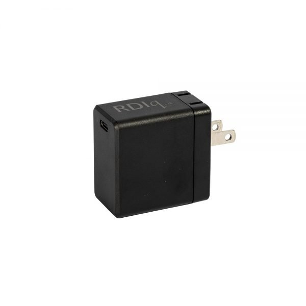 SED45PD USB-PD Fast Charge Power Adapter 45W Black